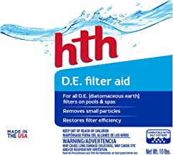 hth Pool Filter D.E. (Diatomaceous Earth) Filter Aid (67076)