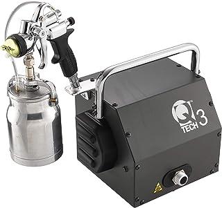 QTech QT3 HVLP Turbine Spray System 240V Suction