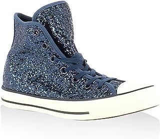 scarpe converse donna con brillantini