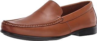 حذاء لوفر كلاوي سادة للرجال من كلاركس