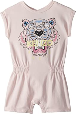 Kenzo Kids Classic Tiger Romper (Toddler)