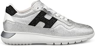 HOGAN Luxury Fashion Womens HXW3710AP20M1W0906 Silver Sneakers | Fall Winter 19