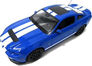 Radio Remote Control 1/14 Ford Mustang Shelby GT500 RC Model Car (Blue)