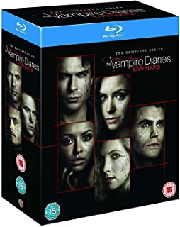 The Vampire Diaries: The Complete Series   Blu-ray