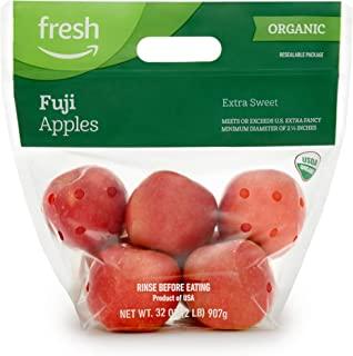 Fresh Brand – Organic Fuji Apples, 2 lb