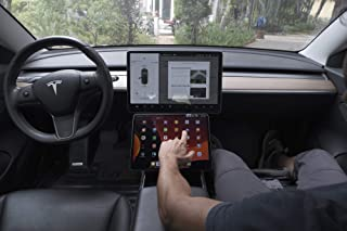 S3XY Mount for iPad fits Tesla Model 3 and Model Y Pre-2021 Models