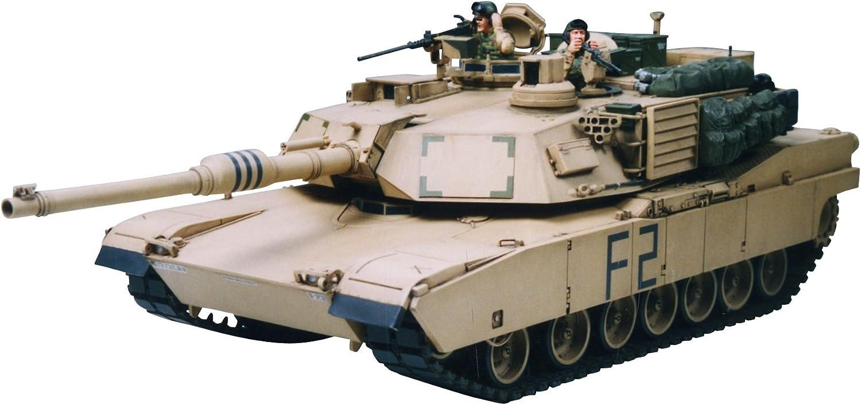 Tamiya Models M1A2 Kit Model Large special price !! Abrams unisex