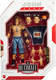 WWE John Cena Ultimate Edition Wave 5 Action Figure