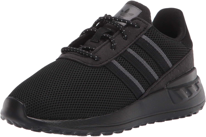 New product Max 55% OFF adidas Originals Unisex-Child La Sneaker Elastic Lite Trainer