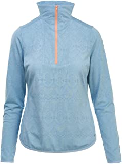 Woolrich Womens Eco Rich New Heights 1/2 Zip
