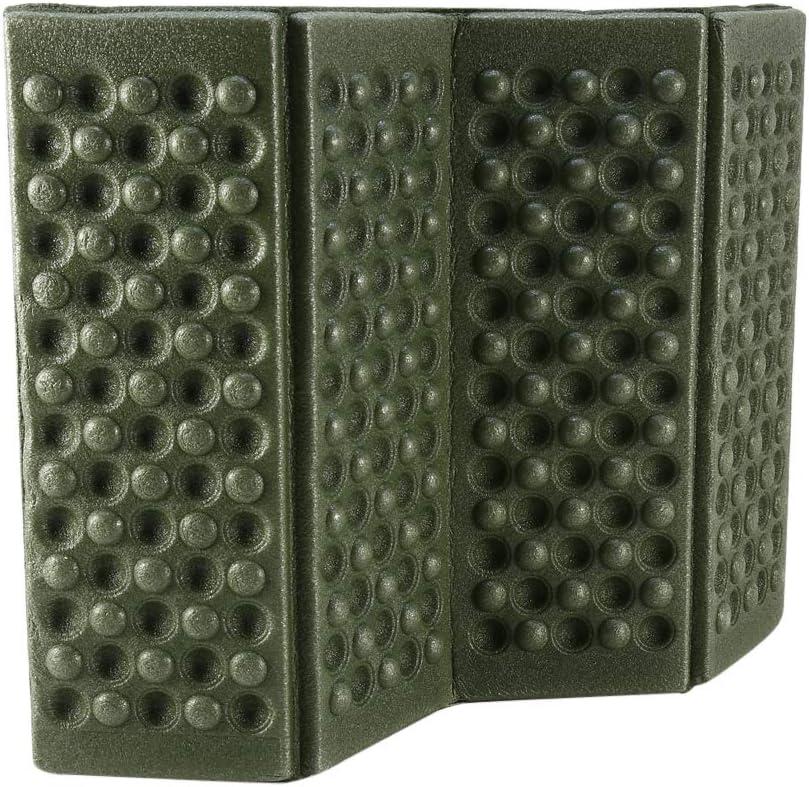 SALALIS Army Green Outdoor Pad Cushion Foam Pad Cushion Eva Mate