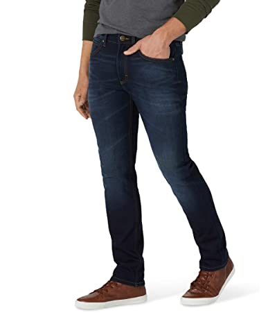 Lee Brushed Back Straight Fit Tapered Leg Jean