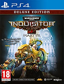 Warhammer 40000 Inquisitor - Martyr - Deluxe Edition (PS4/Xbox One)