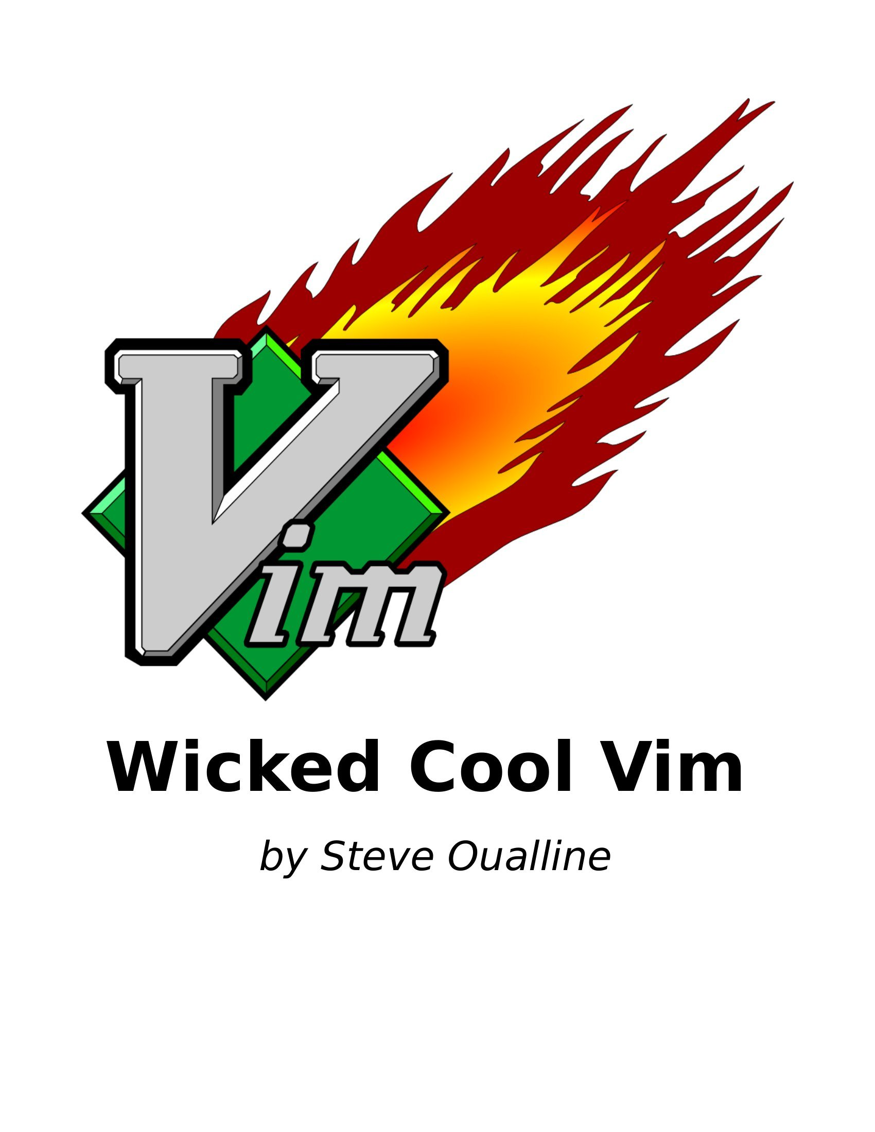 Image OfWicked Cool Vim: (Vi Improved) (English Edition)