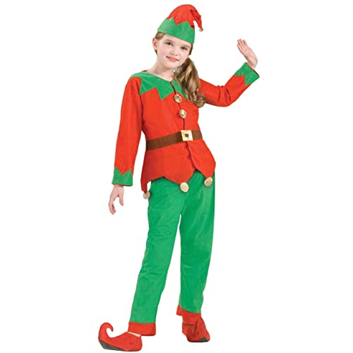 Forum Novelties Childrens Simply Elf Costume