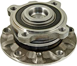 Bodeman - Front Wheel Hub and Bearing Assembly for BMW 525i 528i 530i 540i Z8-5 Lug with ABS