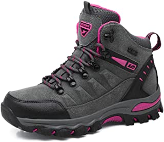 comprar comparacion WOWEI Zapatos de Senderismo Al Aire Libre Ocio Deportes Impermeable Antideslizantes Escalada Trekking Sneakers Zapatos de ...