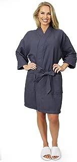 waffle kimono robe wholesale