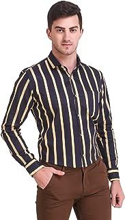 Kryptonite Men's Casual Strip Shirt