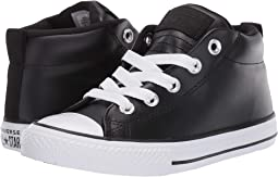 Converse kids chuck taylor all star official ripstop and nubuck mid ... 3da99ea1f