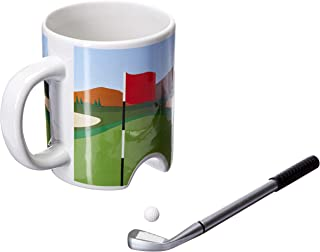 Best hole in one golf mug Reviews