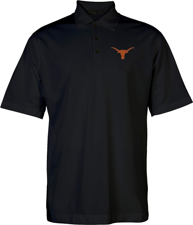 University of Texas Authentic Apparel NCAA Mens Lorimar Polo