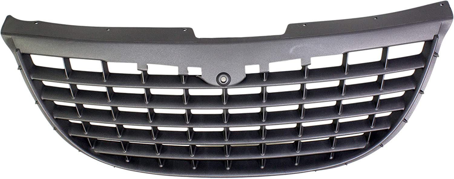 Evan-Fischer Popular standard Grille Limited time cheap sale Assembly Compatible 2001-2003 Chrysler with