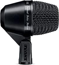 Shure PGA52-LC Cardioid Swivel-Mount Dynamic Kick-Drum Microphone