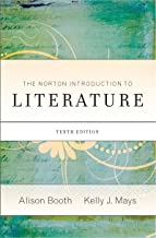 The Norton Introduction to Literature (Tenth Edition)