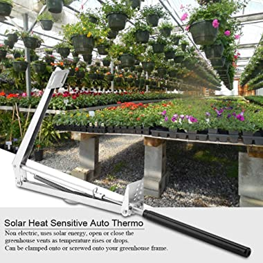 Greenhouse Window Opener Vent Autovent Solar Garden House Heat Sensitive Automatic Greenhouses Roof