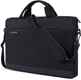 حقيبة كتف للكمبيوتر المحمول مقاس 15.6 بوصة متوافقة مع آيسر أسباير E 15 / آيسر بريداتور هيليوس 300، لينوفو اسوس ديل HP 15.6...