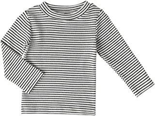 Bonds Baby Stretchies Long Sleeve Top Tee size 000 Colour Black White