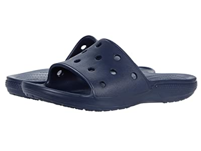 Crocs Classic Slide (Navy) Shoes