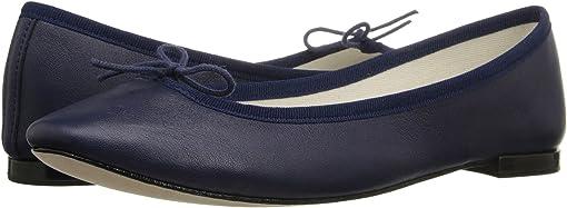 Classique (Dark Blue Nappa Calfskin Leather)