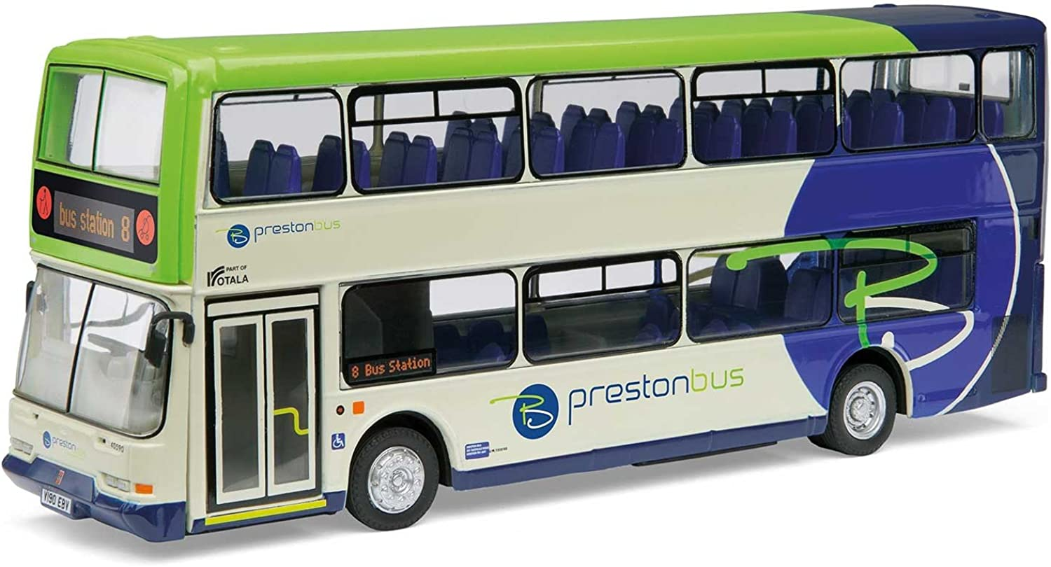 Corgi OM42521B East Lancs Dennis Trident Preston Bus Route 8 by Corgi