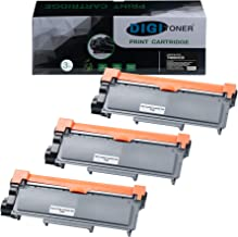 TonerPlusUSA Compatible Toner Cartridge Replacement for Brother TN630 TN660 TN-660 High Yield for use in Brother DCP-L2540DW/L2560DW/HL-L2300D/L2360DW/L2380DW/MFC-L2680W/L2685DW [Black, 3 Pack]