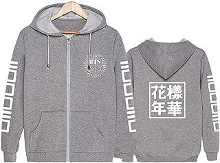 Bosunshine Plus Cashmere BTS Cap Hoodie Sweater In Bloom Merchandise