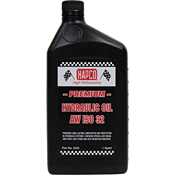 Hapco Products - Hydraulic Oil – 32 oz.