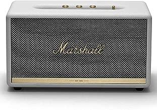 Marshall Stanmore II Wireless Bluetooth Speaker, White - NEW