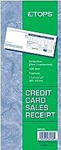 Adams Credit Card Sales Slip, 3-Part, 100 Sets per Pack (38538)
