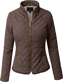 a4d31baea Amazon.com: Browns - Quilted Lightweight Jackets / Coats, Jackets ...
