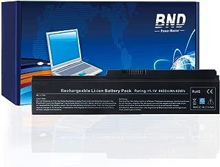 BND Laptop Battery Compatible with Toshiba PA3817U-1BRS PA3819U-1BRS Toshiba Satellite L600 L675 L675D L700 L745 L750 L750D L755 L755D M640 M645 P745 Series - 12 Months Warranty [4400mAh/49Wh Li-ion]