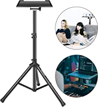 Neewer Deluxe 36.2-51.2 inches/92-130 centimeters Adjustable and Collapsible Heavy-Duty Laptop Stand with Solid Tripod Bas...