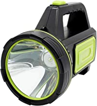 XYIDAI Searchlight,Emergency Light Flashlight Bright Handheld Light Rechargeable LED Searchlight Lantern Outdoor Emergency...