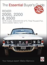 Marrocco, M: Rover 2000, 2200 & 3500 (Essential Buyer's Guide)