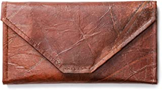 Best distressed leather wallet womens Reviews