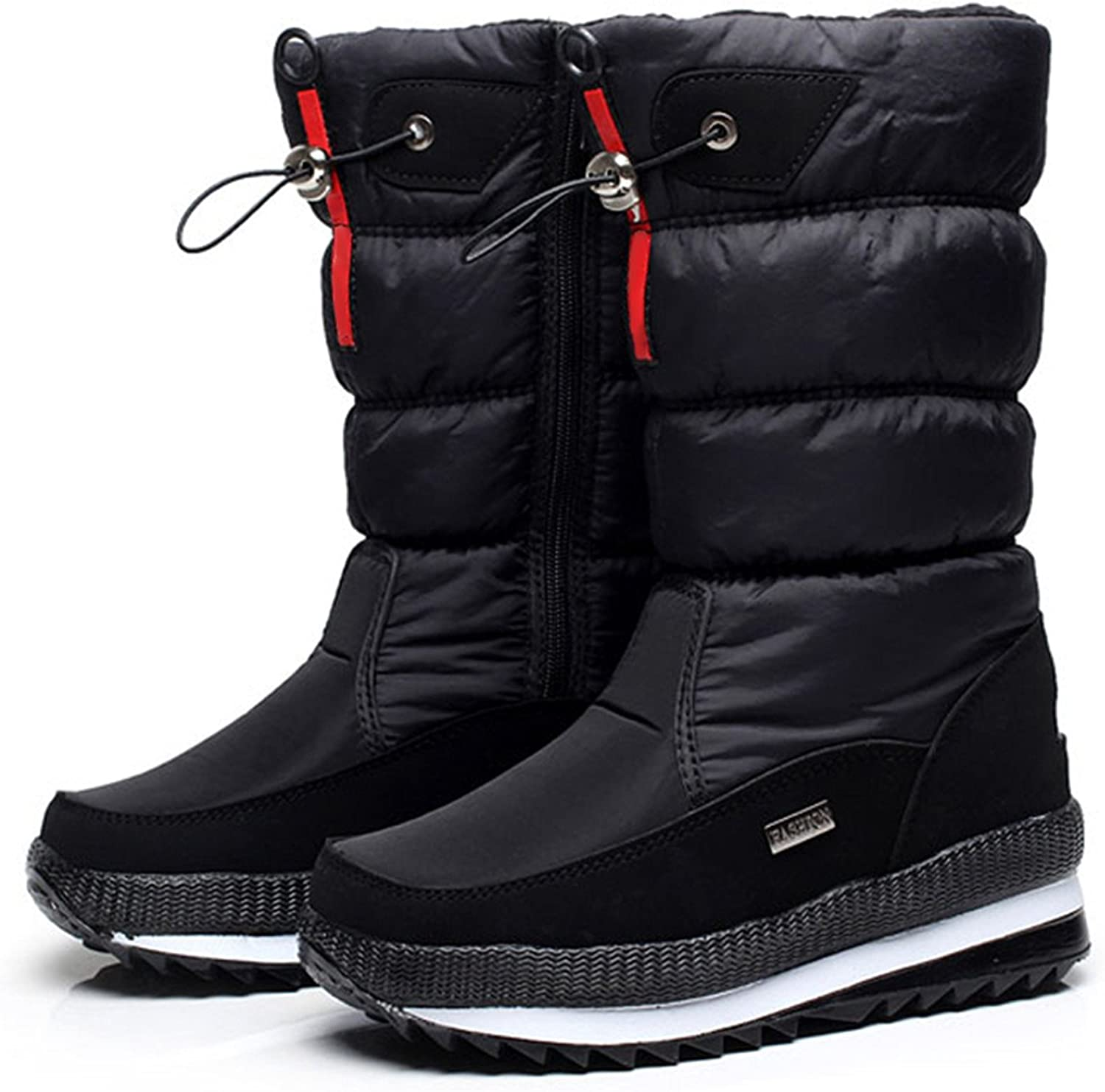 Taylor Heart Nice;Fashion New New Women's Boots Winter shoes Thick Outdoor Non-Slip Waterproof Snow Boots for Women Botas women bota Feminina
