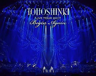 【メーカー特典あり】東方神起 LIVE TOUR 2017 ~Begin Again~(Blu-ray Disc2枚組)(スマプラ対応)(初回生産限定盤)(ICカードステッカー付)