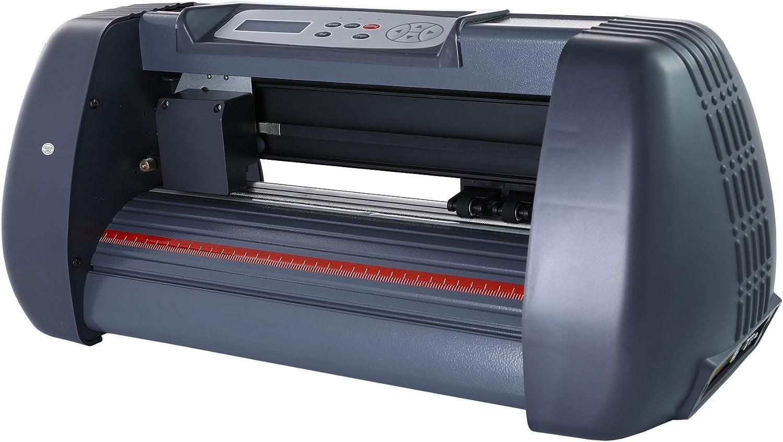 CO-Z 14'' Vinyl Cutter Maximum P Oakland Mall Feed Upgrade 375mm Super sale Paper