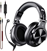 OneOdio A71 PC Headsets with Boom Mic - Office Over Ear Wired Headphones for Business Meeting Skype Call Center Phone Lapt...